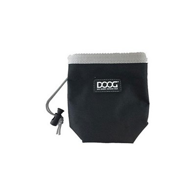 Doogs Good Dog Treat pouch, black (Small)