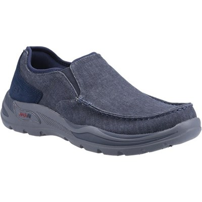 Skechers Mens Arch Fit Motley Rolens Casual Trainer Various Colours 32190