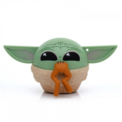 Star Wars The Child Grogu With Frog Bitty Boomers Bluetooth Speaker