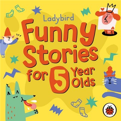 Ladybird Funny Stories for 5 Year Olds by Ladybir (2021)