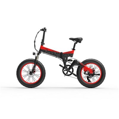 Bezior Xf200 Foldable Portable Electric Snowmobile, 48V15Ah, 1000W Motor Power, 20Inch Rim, Up To 50Km Mileage