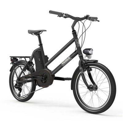 Yadea Yt300 Electric Bicycle, 36V 7.8Ah Battery, 250W Central Motor, 20Inch Tire, Speed Up To 25Km / H, Maximum Mileage Up To 60Km