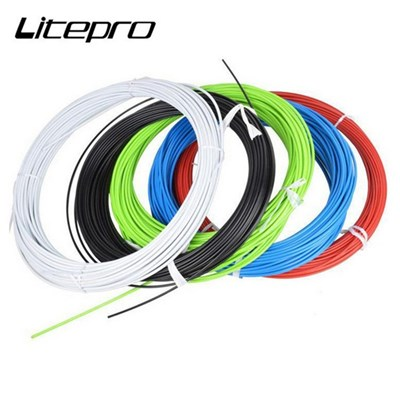Folding Road Bike Brake Cable Gear Box Tube Case Mtb Mountain Bike Transmission Cable Wire Parts