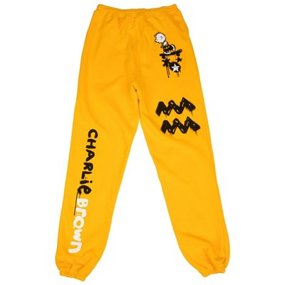 Peanuts Charlie Brown Character Styled Joggers